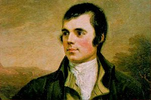 Burns Night and Higher English in Scotland