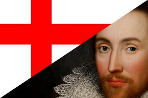 St George's Day – England's National Day and Shakespeare Day!