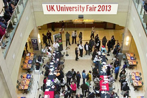 UK University Fair 2013: Opportunity for International Students to Shop for a University