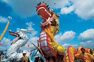 UK Celebrates with Chinese Communities in Duanwu Festival 2016