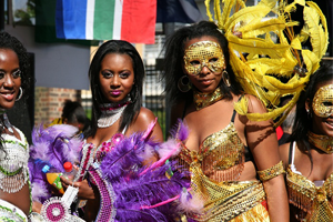 Celebrate Afro-Caribbean Cultures at Notting Hill Carnival