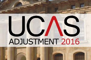 UCAS-Adjustment