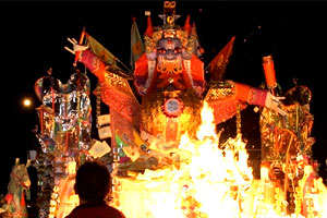 Different Ways of Celebrating the Hungry Ghost Festival