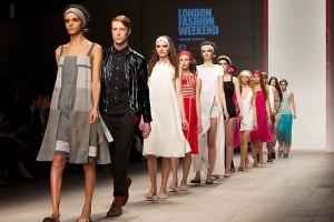 A Glimpse of the London Fashion Week 2016