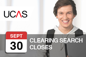 UCAS Clearing Search Closes for 2016 Entries