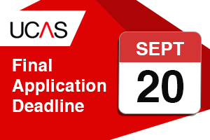 UCAS Final Deadline for 2016 Application Entries