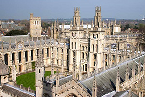 UK's Oxford Tops World University Rankings