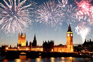 Bonfire Night: Magnificent London Fireworks Displays
