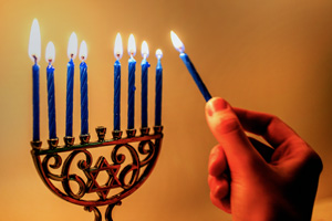 Hanukkah Coincides with Christmas this Year