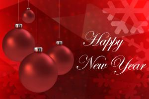 Wishing You a Prosperous New Year 2017!