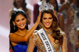 France Bags 65th Miss Universe Title