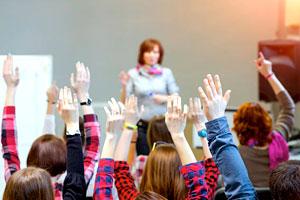 Easter Break Topic: Effects of Teacher Encouragement