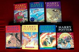 Beloved Fantasy Book Series Harry Potter Turns 20