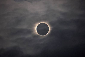 People Marvel at 2017 Total Solar Eclipse
