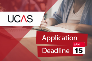 UCAS 15th January Deadline for Undergraduate Courses