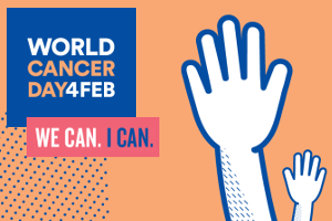 World Cancer Day 2018: We can. I can.